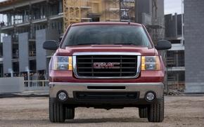 Picture auto, 2012, truck, American, pickup, GMC, Sierra