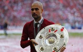Picture football, football, Bundesliga, fc bayern munich, Pep Guardiola