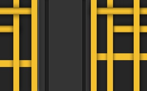 Picture road, yellow, Lines, good, cool, best, zero