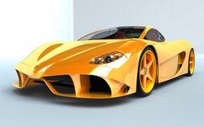Picture Yellow, Spider, Aurea, Ferrari 148