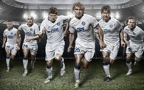 Picture the sky, lawn, team, Dnepr, Biola