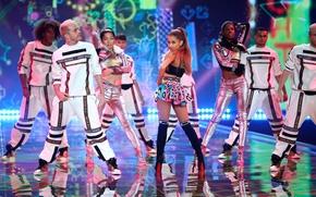 Picture show, victoria's secret, Ariana Grande, show 2014