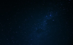 Picture space, stars, constellation