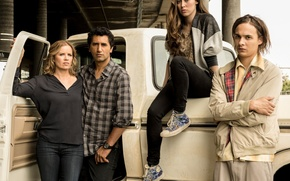 Picture machine, The series, actors, Movies, Fear the walking dead, Fear the Walking Dead