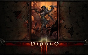 Picture game, blizzard, diablo, diablo 3