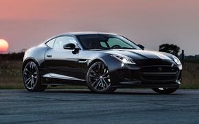 Picture Jaguar, Jaguar, Coupe, Hennessey, 2014, F-Type R, HPE600