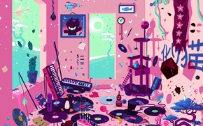 Picture Music, Cover, Monstercat, 5 Year Anniversary