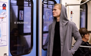 Picture metro, Guy, blonde