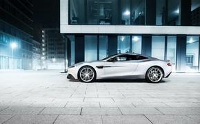 Picture car, Aston Martin, Aston Martin, Vanquish