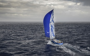 Picture the ocean, sport, yacht