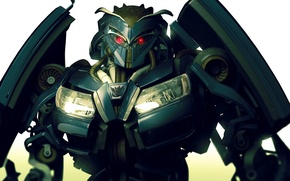 Wallpaper transformer, robot, machine