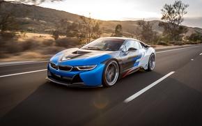 Picture car, in motion, Vorsteiner, tuning, BMW i8