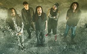 Picture music, music, Grain, Korn, nu metal, nu metal