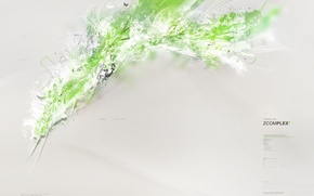 Wallpaper squirt, green, grey, background, Wallpaper