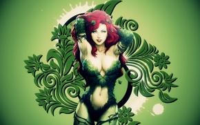 Picture Batman, Poison Ivy, Poison Ivy