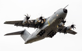 Wallpaper aircraft, the sky, SHELF A400M Atlas