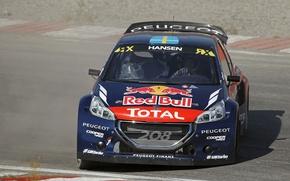 Picture Peugeot, 208, FAS, RallyCross, WorldRX, Timmy Hansen