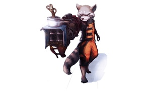 Picture Marvel, Guardians Of The Galaxy, Guardians of the Galaxy, Rocket Raccoon, Groot