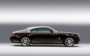 Picture Rolls-Royce, class, brand, prestige
