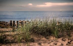 Picture Beach, Germany, Balticsea