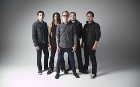 Picture Pop Punk, Yellowcard, Ryan Key, Sean Mackin, Josh Portman, Ryan Mendez, Longineu Parsons III