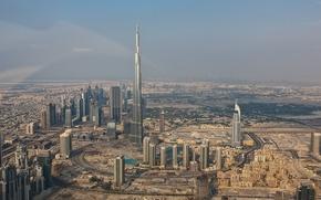 Picture Skyscrapers, Dubai, Burj Khalifa
