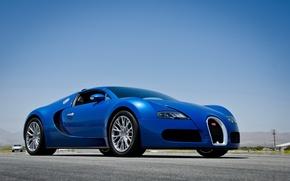 Picture Bugatti, Grand, Veyron, Sport