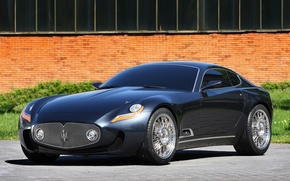 Picture car, Maserati, concept