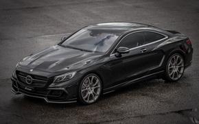 Picture coupe, Mercedes-Benz, Mercedes, Coupe, S-Class, FAB Design, 2015, C217