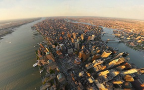 Picture the city, New York, panorama, New York