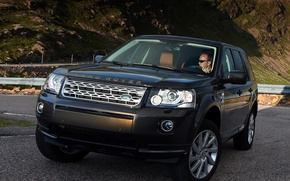 Picture Land rover, sd4, freelander-2