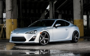 Picture wheels, Vossen, FR-S, Scion