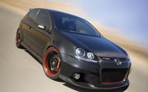 Picture Volkswagen, Golf GTI, Golf V