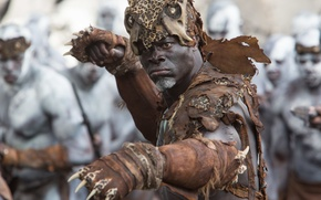 Wallpaper Chief Mbonga, claws, The Jungle Book, Djimon Hounsou, The jungle book