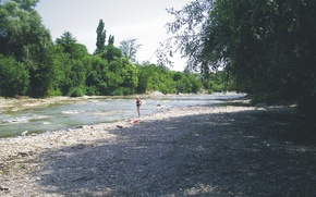 Picture River, The Caucasus, Psych