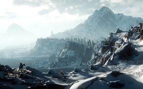 Picture The Witcher, Geralt, CD Projekt RED, The Witcher 3: Wild Hunt, The Witcher 3: Wild …