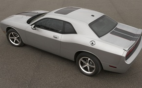Picture machine, Dodge, challenger
