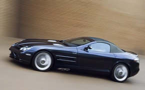 Picture SLR, Roadster, cabrio, Mersedes-Benz