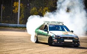 Picture speed, Lexus, Drift, Drift