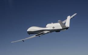 Picture star, sky, aircraft, cloud, plane, modern warfare, powerful, technology, US Navy, drone, NAVY, high technology, …