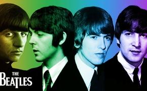 Picture music, legends, legends, the beatles