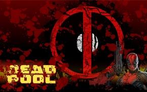 Picture Deadpool, Marvel, Deadpool, Wade Wilson, Marvel, Wade Wilson