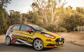 Picture Ford, Fiesta, Sport, RallyWays