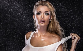 Picture squirt, model, makeup, Mike, Jacqueline To Take