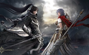 Picture weapons, the game, Asia, two, Revelation Online