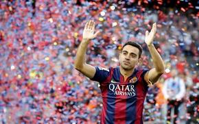 Picture Legend, Barcelona, Javi, Xavi, FC Barcelona