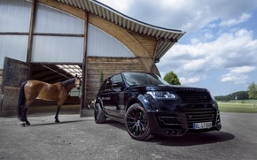 Picture Land Rover, Range Rover, Tuning, 2014, Lumma Design