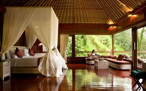 Picture design, house, style, interior, the hotel, Bungalow