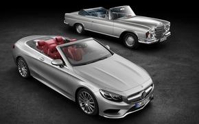 Picture Mercedes-Benz, AMG, Line, Cabriolet, 2015, S-500