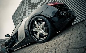 Picture Audi, audi, coupe, sports car, audi r8